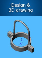 Design & 3D drawing