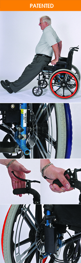 Automatic Braking System for Wheelchair